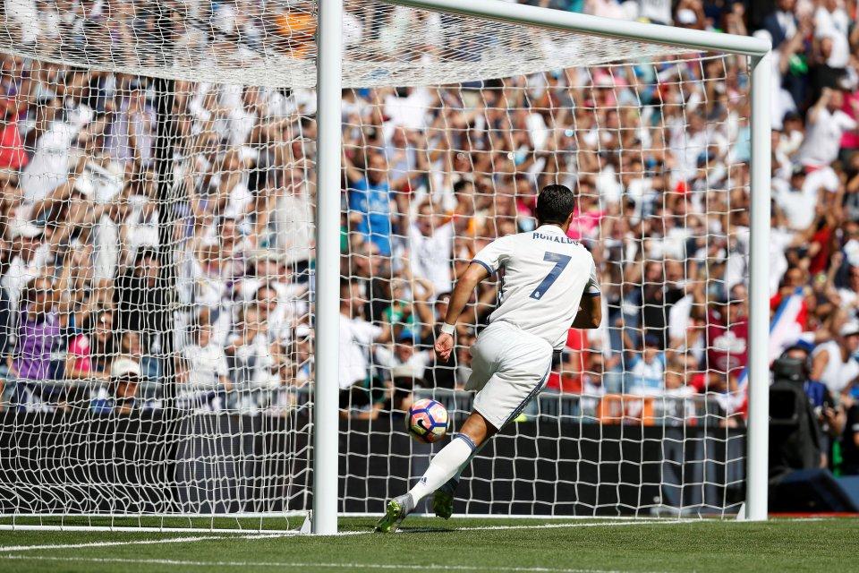 Photos : le retour de Cristiano Ronaldo après la guérison de sa blessure au genou, lors de l'Euro français en images contre Osasuna (5-2) en images. Regardez…