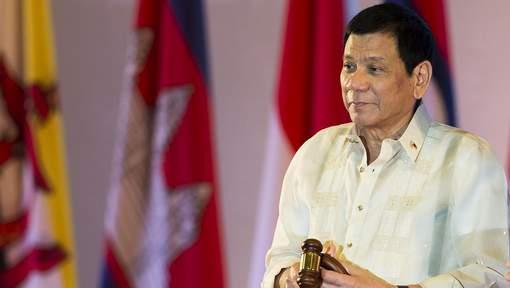 """Duterte ne voulait pas insulter Obama, mais Ban Ki-moon est un """"imbécile"""""""