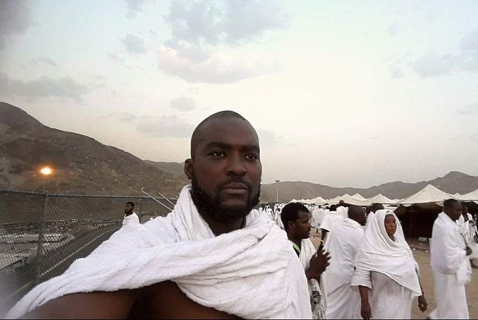 Alajiman à Arafat