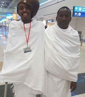 Souffrant du cancer des os en phase terminale, Abd Al-Aziz (23 ans) à la Mecque