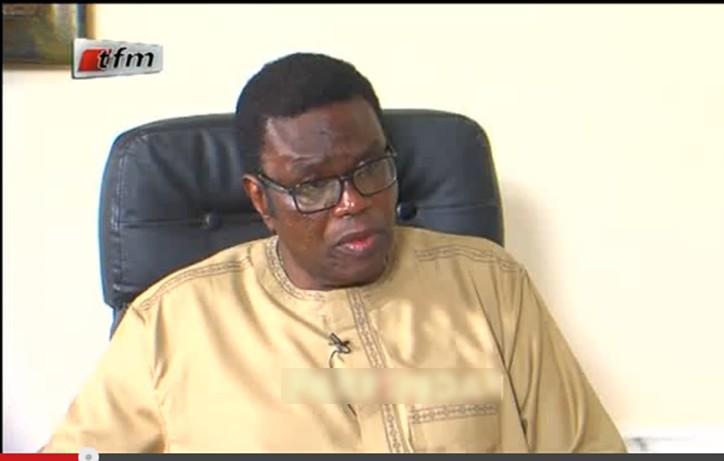Mbaye Jacques Diop : cérémonie de levée du corps ce lundi à partir de 15h à l'hôpital Principal de Dakar