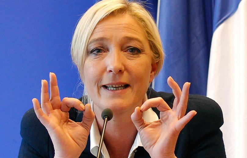 """Sur TF1 : Marine Le Pen vante une France aux """"racines chrétiennes laïcisées par les Lumières"""""""