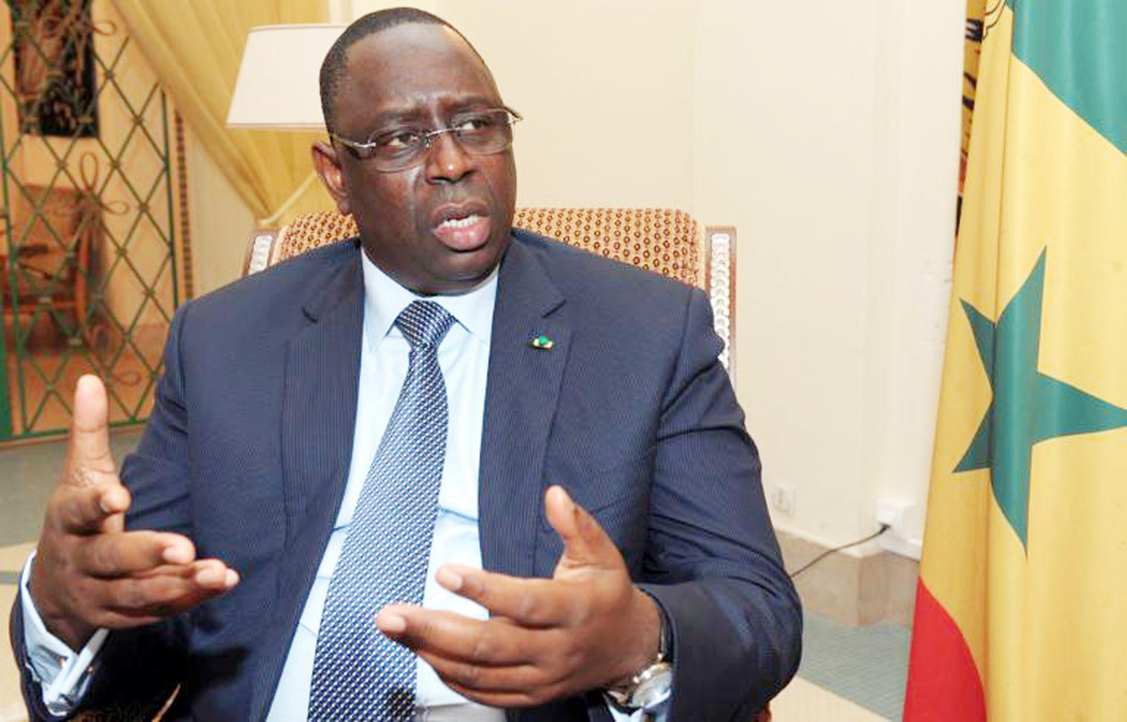 Macky Sall avait envoyé des émissaires la veille, pour s'enquérir de la santé de Mbaye Jacques Diop