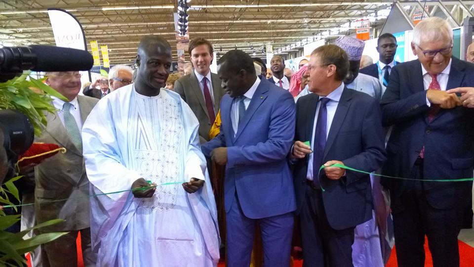 Belgique : Les photos de la cérémonie d'ouverture de la Foire Internationale de Flandres : le Sénégal, invité d'honneur