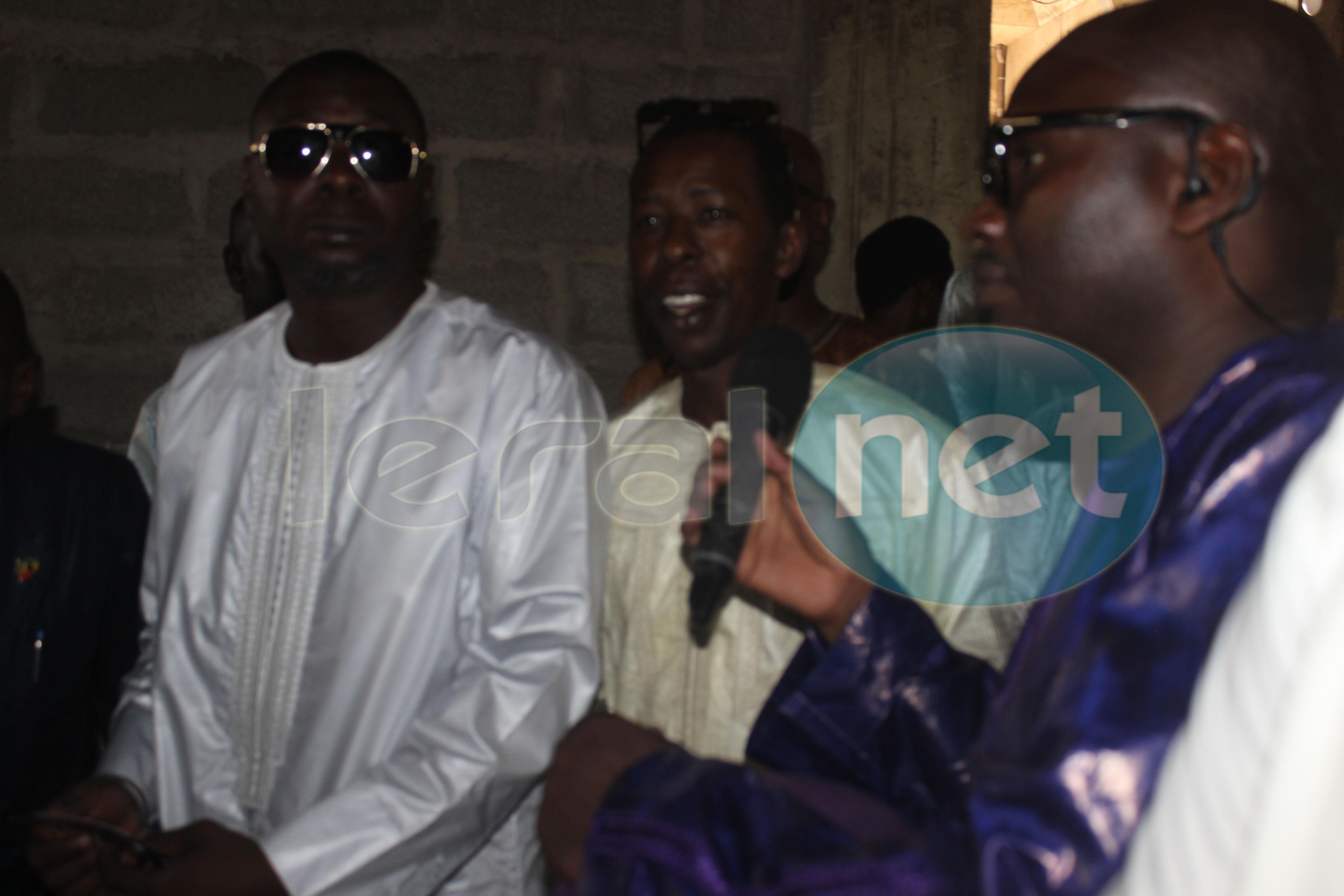 TABASKI 2016 : Cheikh Amar, à Massalikoul djinane