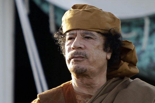 Mouammar Kadhafi exécuté par un agent secret français?