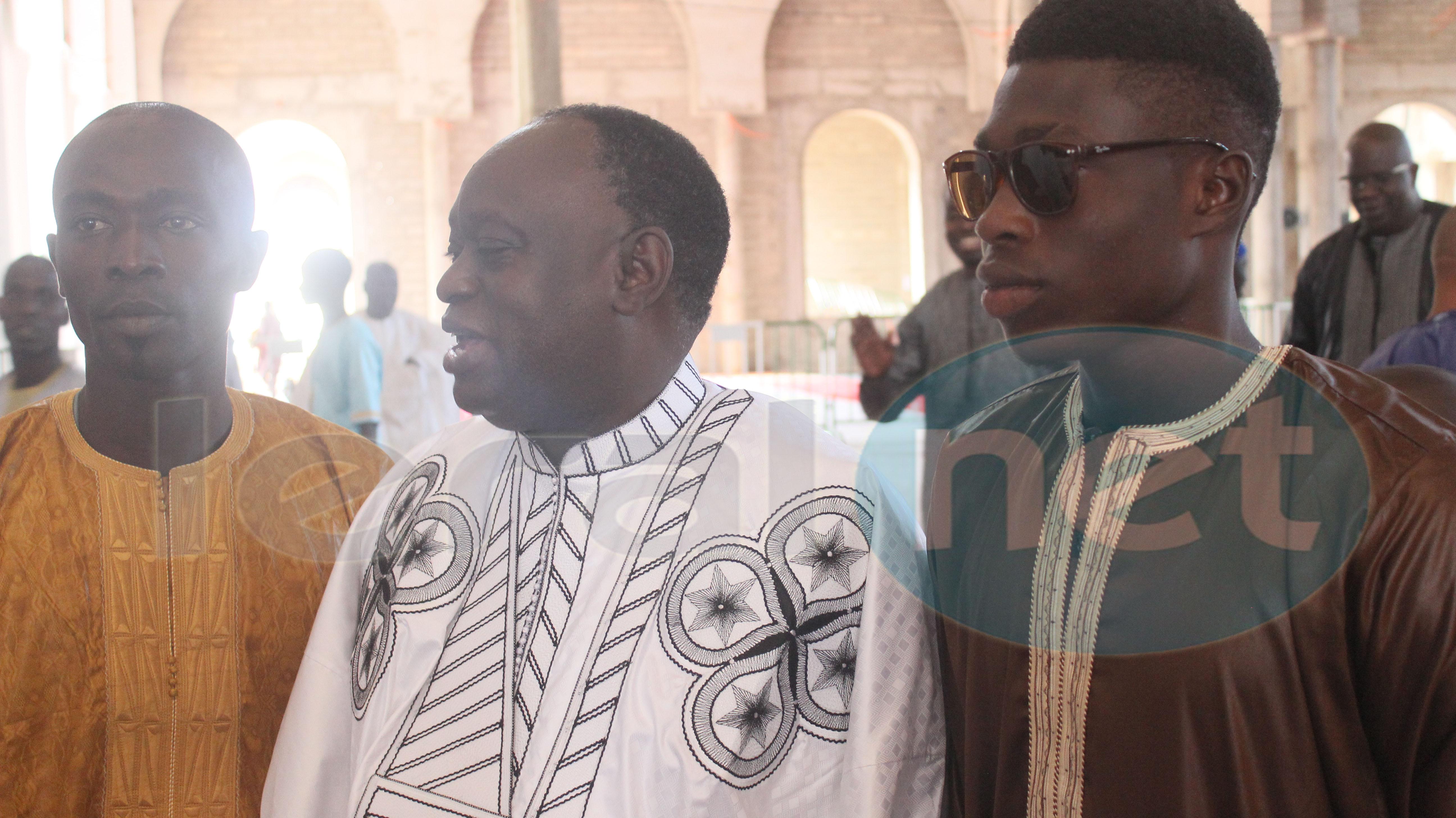 TABASKI: 2016, Me El hadji Diouf à Massalikoul djinane