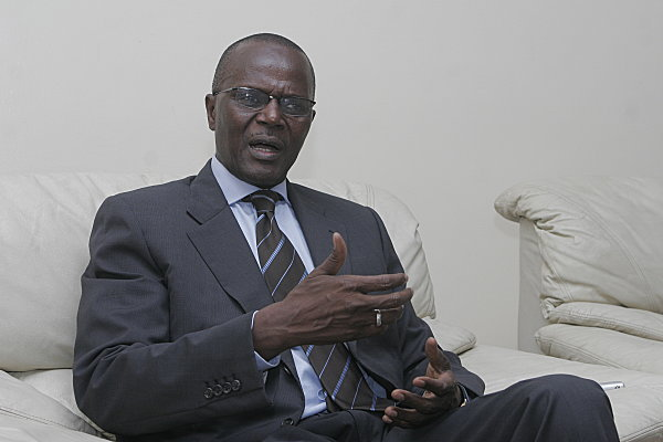 """Ousmane Tanor Dieng sur la direction HCCT : """"Si Macky me fait confiance, je suis prêt"""""""