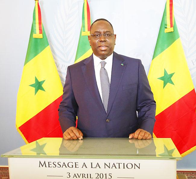 Moustapha Cissé Lô alias El pistolero : «Dieu est avec Macky Sall»