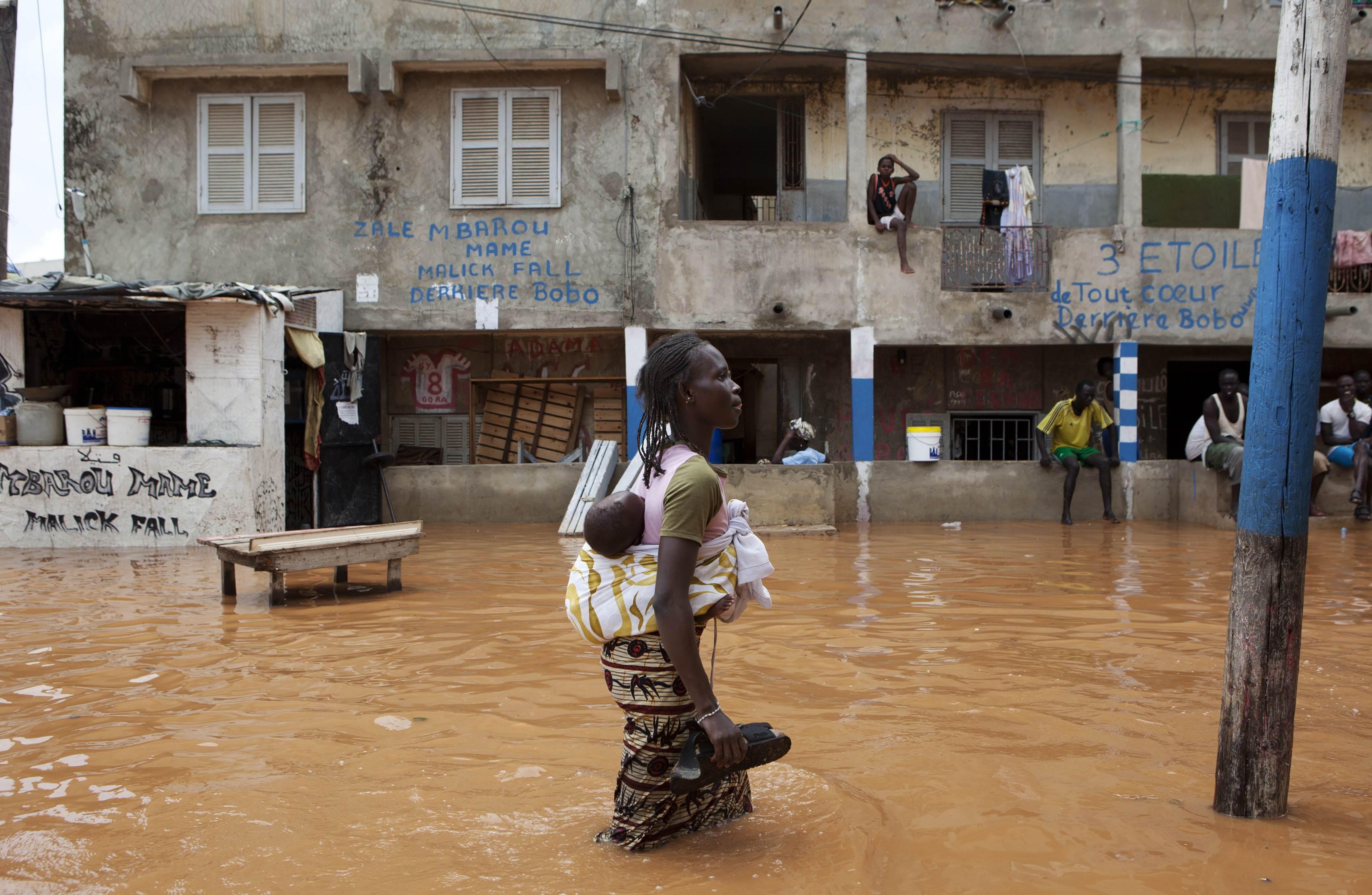 Un nouveau projet contre les inondations dans la zone périurbaine dakaroise