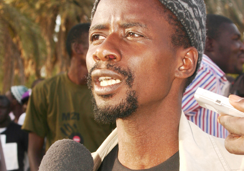 Le ras-le-bol de «Fou malade» sur le transfert en catimini des trois détenus grévistes de Reubeuss vers la prison de Thiès