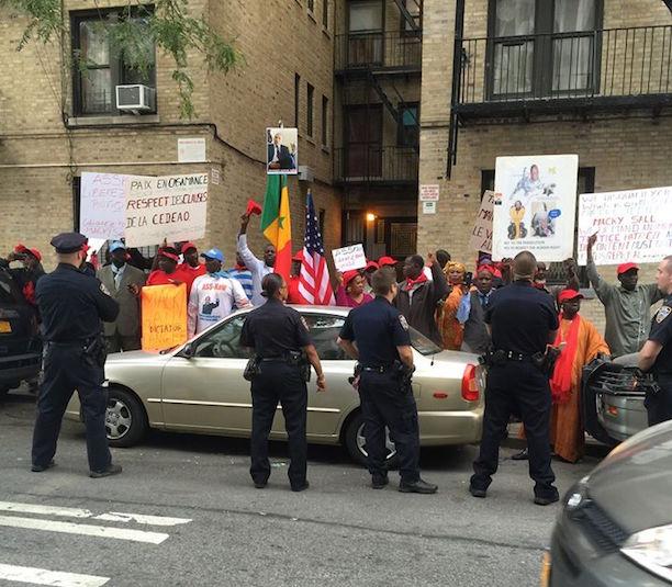 Etats Unis : Macky Sall rencontre la diaspora sénégalaise