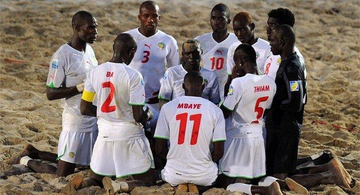 Beach Soccer: les lions décrochent leur ticket de qualification pour la Can 2016 au Nigéria