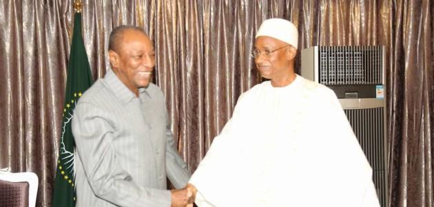 Guinée : les dessous de la réconciliation entre Alpha Condé et Cellou Dalein Diallo