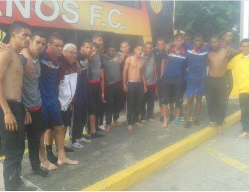 Venezuela : attaqués par des braqueurs, les joueurs repartent torses nus et en chaussettes