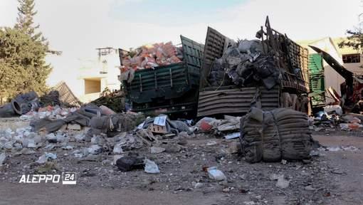 L'ONU contrainte de suspendre ses convois humanitaires en Syrie