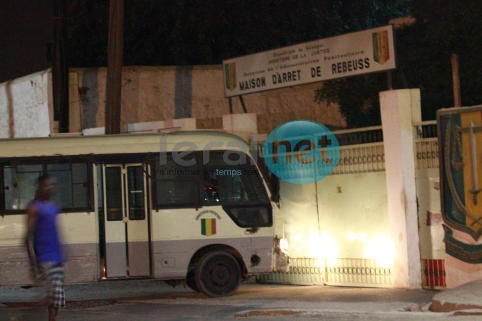 Urgent : Mutinerie en cours à Reubeus