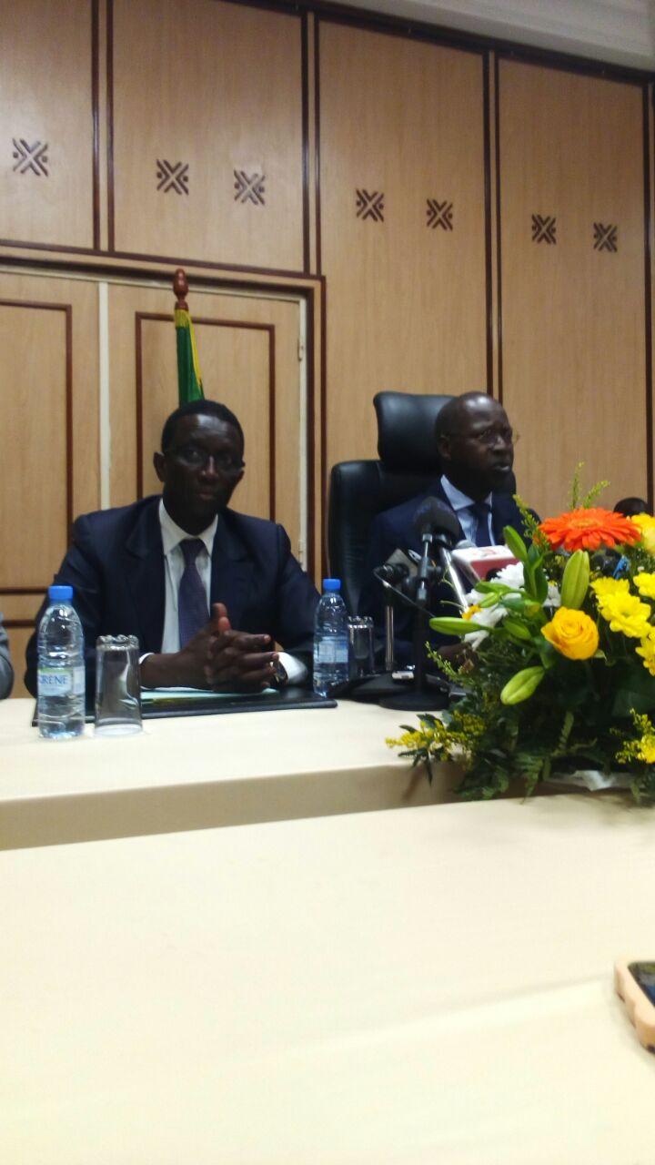 Mahammad Dionne-pétrole : «Ces découvertes sont si importantes qu'il y a tout ce bruit pour salir la nation sénégalaise »