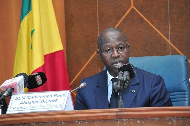 Mahammad Boun Abdallah Dionne : «C'est le 17 janvier 2012 que le contrat Petro-Tim Ltd-Petrosen-Etat du Sénégal portant sur la recherche et le partage de production sur les permis de Cayar Offshore profond et Saint Louis Offshore a été signé»