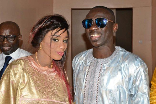 Photos - Baptême de la fille de Néné Gadio, la bienfaitrice de Pape Diouf