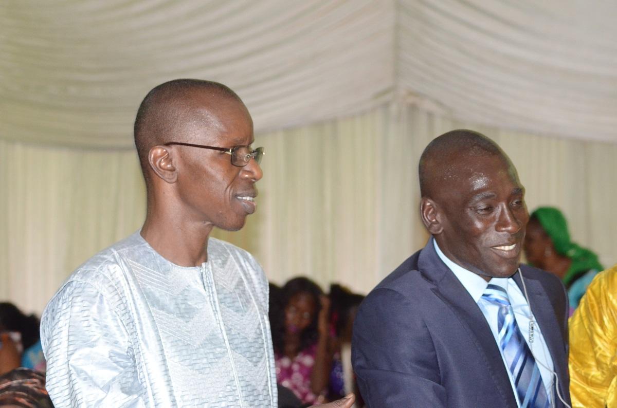 Kanel – Cérémonie officielle des 72 heures de l'AMEERKA : Mamadou Oumar Bocoum honoré et décoré par ses pairs