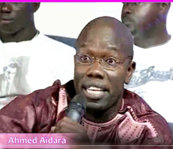 """Ahmed Aïdara après sa sortie de la Gendarmerie : """"Je vais continuer à faire mon travail avec le même engagement"""""""