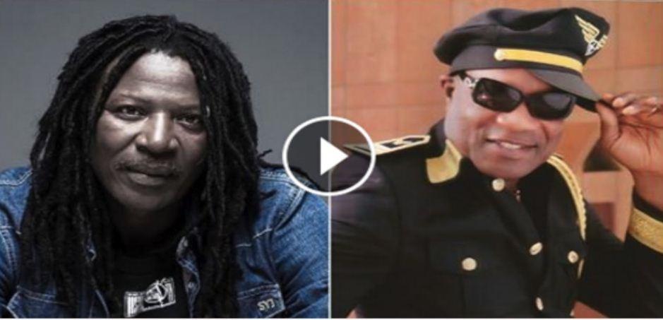 """Koffi Olomidé refuse de se faire comparer à Alpha Blondy et le traite de """"fumeur de chanvre indien"""""""