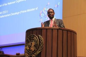 Nations Unies : Le Sénégalais Amadou Mahtar Bâ a présenté ce jeudi son rapport à Ban-Ki- Moon
