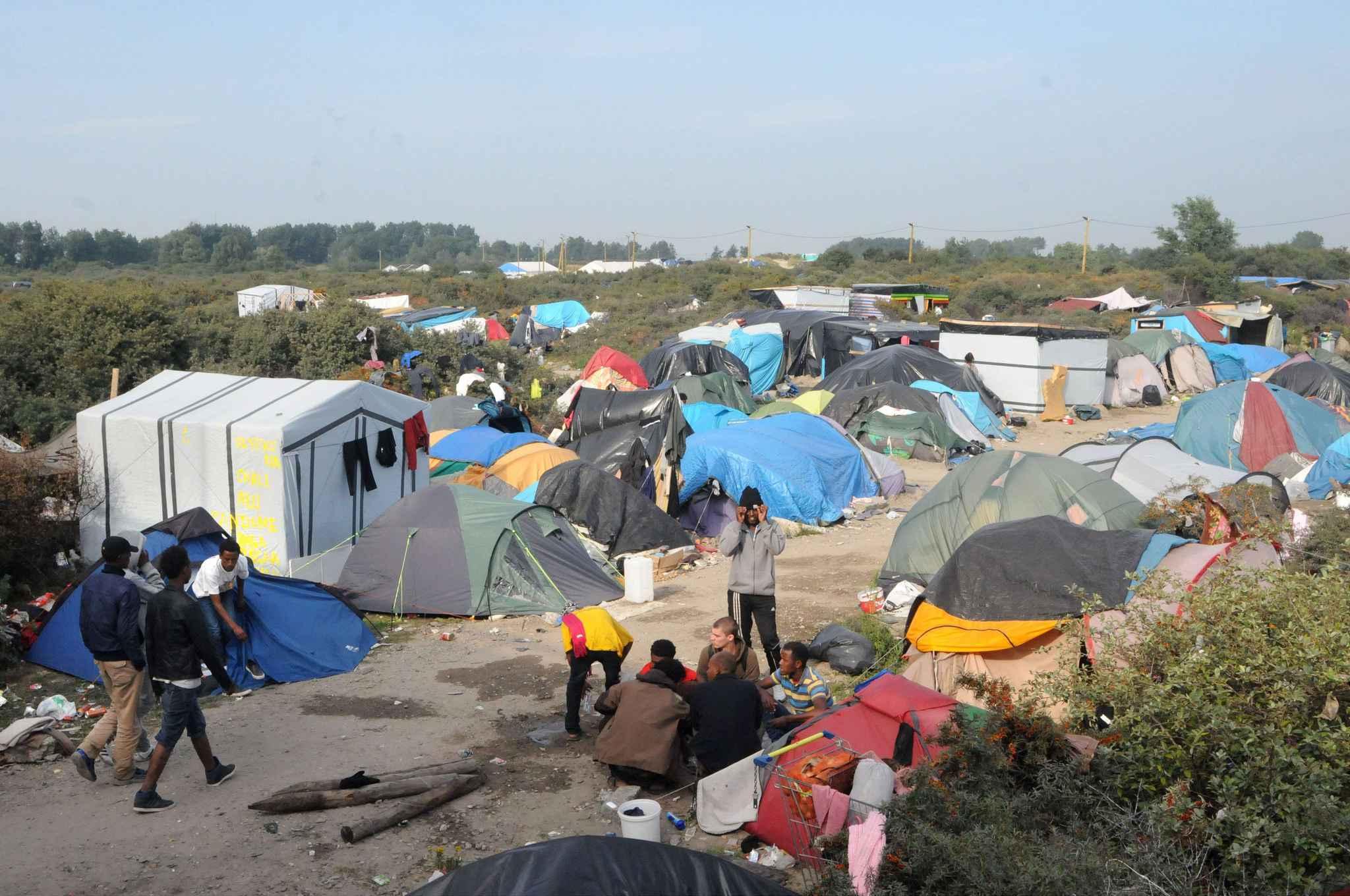 Un scandale sexuel en plein coeur de la Jungle de Calais