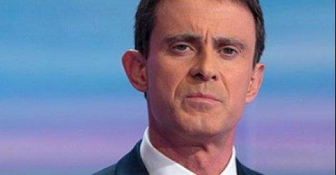 Arrivée de Manuel Valls à Dakar pour une visite de 48 heures