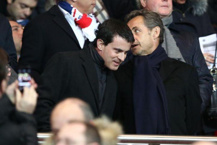 """Nicolas Sarkozy et """"les Gaulois"""" : Manuel Valls réplique"""