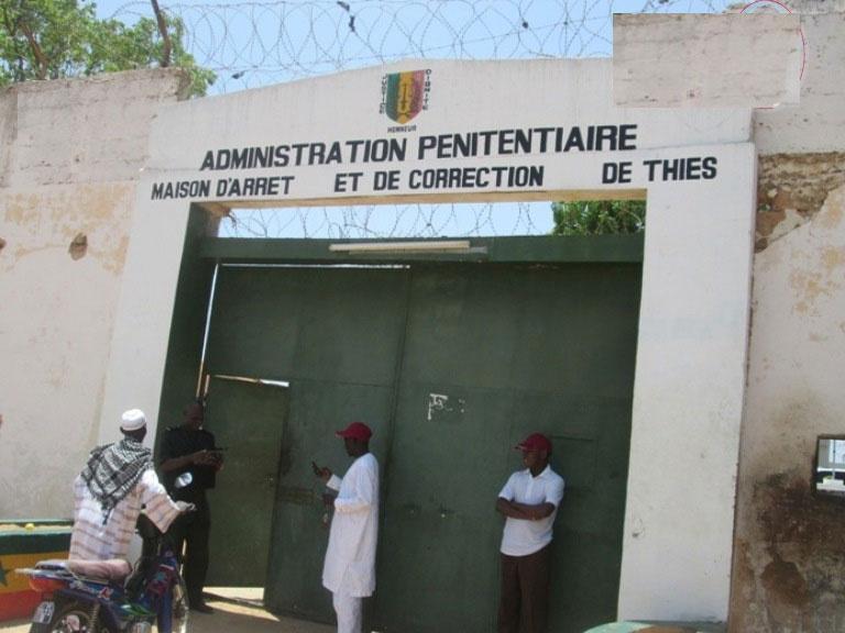 Mac de Thiès : Les détenus lèvent leur mot d'ordre de grève