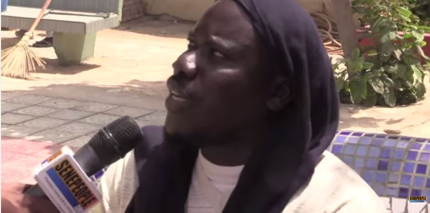 """Diop Fall, artiste-comédien : """"250 000 FCfa, c'est le plus petit cachet que je perçois"""""""