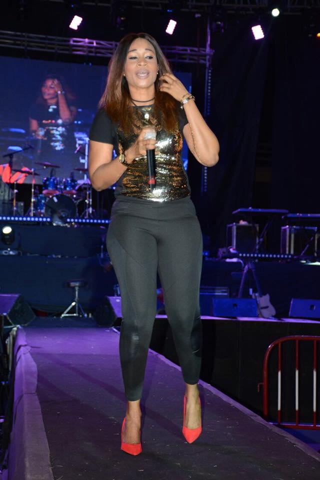 Aida Samb très sexy dans cette tenue