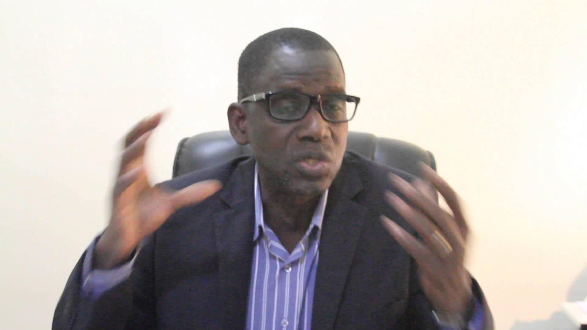 Madiéye Mbodj porte-parole de ''Yonou askan wi'' : ''Nous avons une dictature émergente''