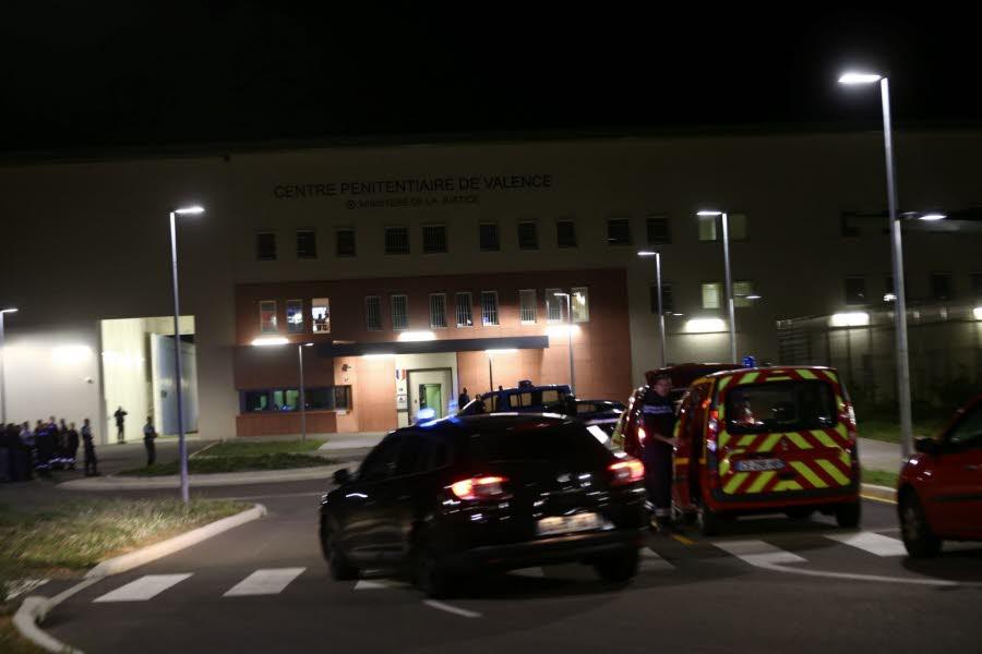 Syndrome de Rebeuss en France: une mutinerie en cours au centre pénitentiaire de Valence