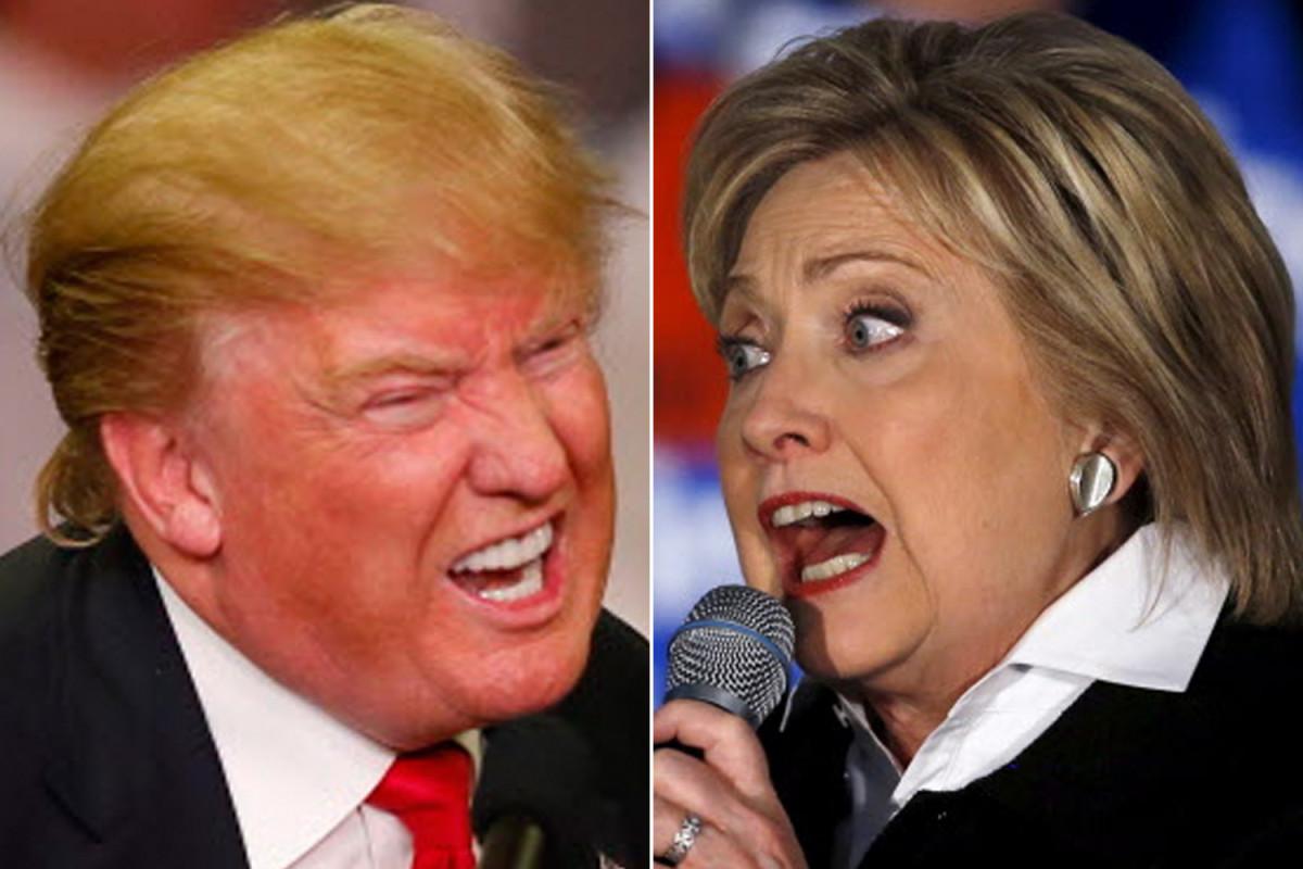 Election américaine : le débat Clinton-Trump s'annonce à haut risque ce lundi soir