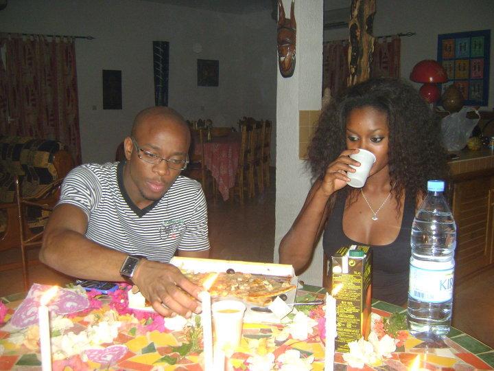Photos - Belle complicité entre Adja Astou et son époux