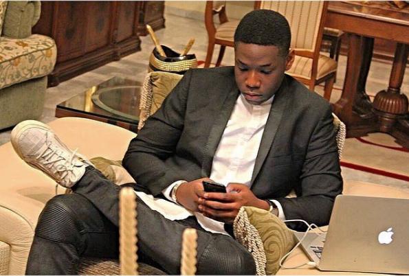 Segui, le fils de Youssou Ndour, un vrai gentleman