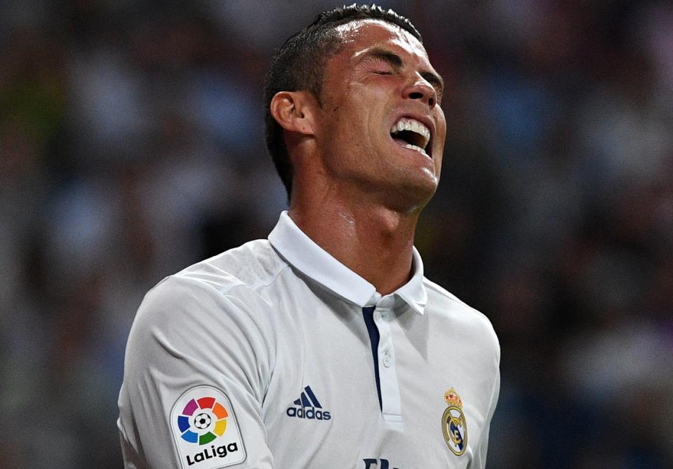 Real Madrid : Cristiano Ronaldo, vraiment en colère, a même lâché une insulte