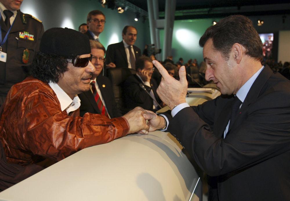 Soupçon de financement libyen : Le carnet d'un cadre du régime de Kadhafi qui accable Sarkozy