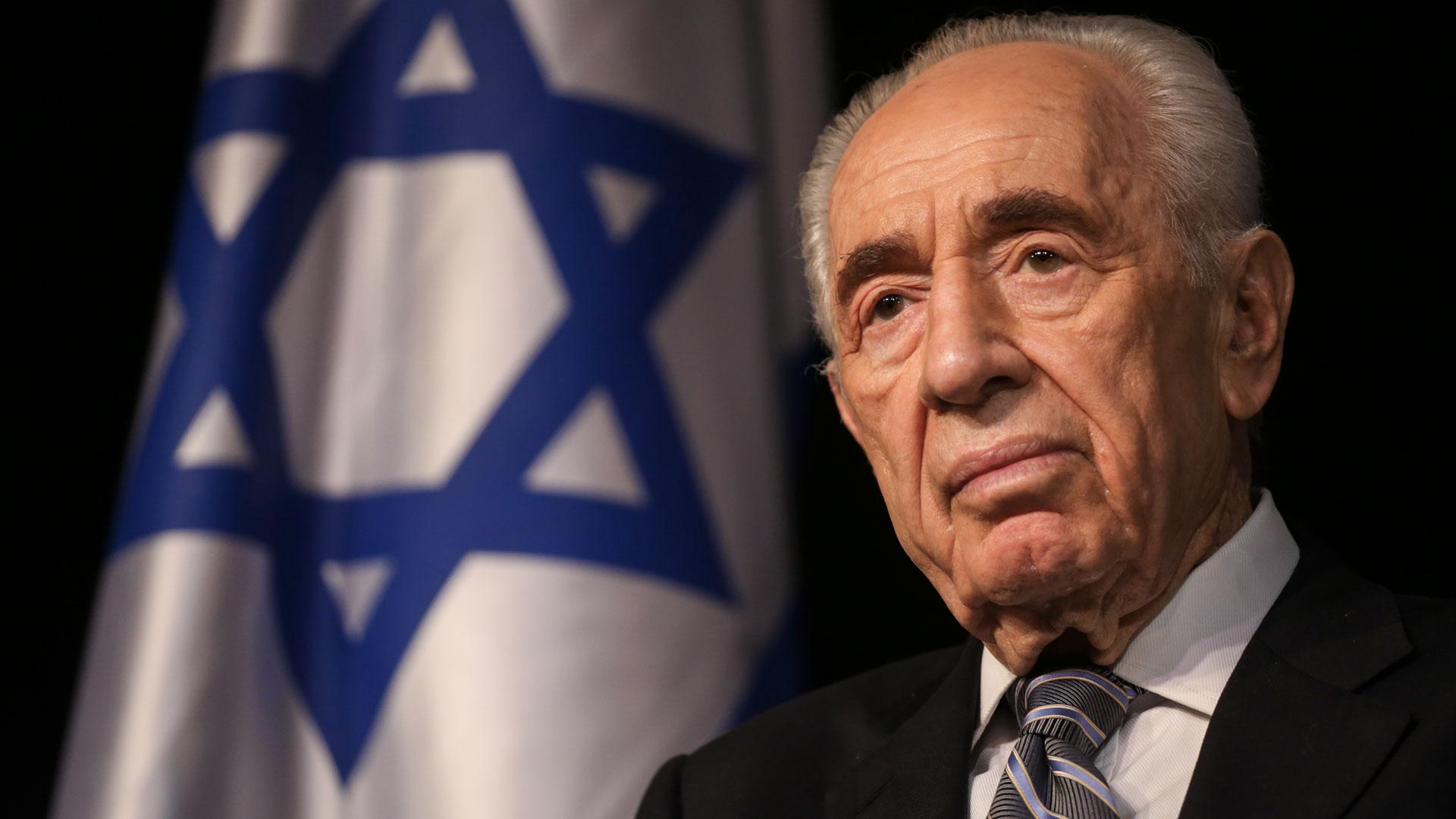 L'ancien Président Simon Shimon Peres n'est plus