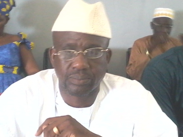 """Porteur du projet de loi criminalisant l""""homosexualité, le député Amadou Mberry Sylla menacé de mort"""