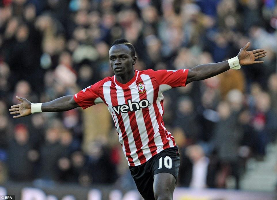 Premier League - Meilleur joueur du mois d'août et septembre: Sadio Mané remporte le prix