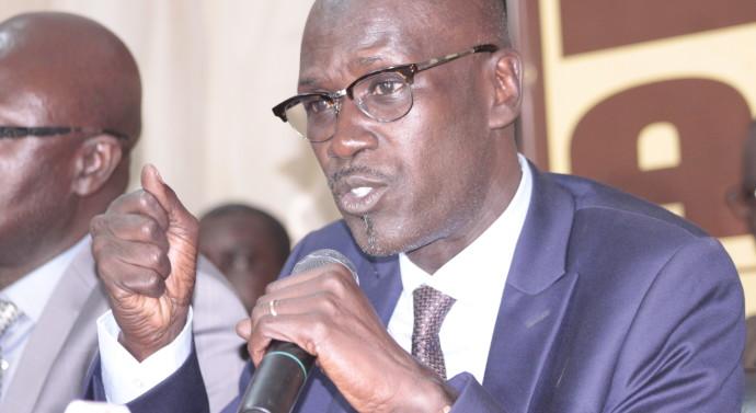 Seydou Guèye à Cheikh Bamba Dièye : « La myopie politique renvoie à une vision sombre des choses »