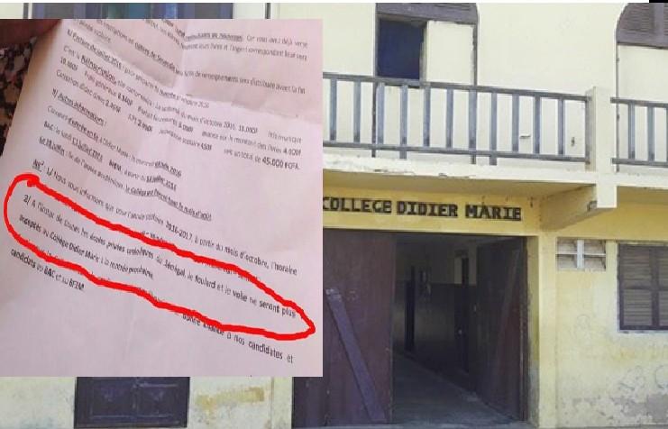Contre l'interdiction du voile au Collège Didier Marie : Les imams de Saint-Louis rejoignent le comité ad hoc