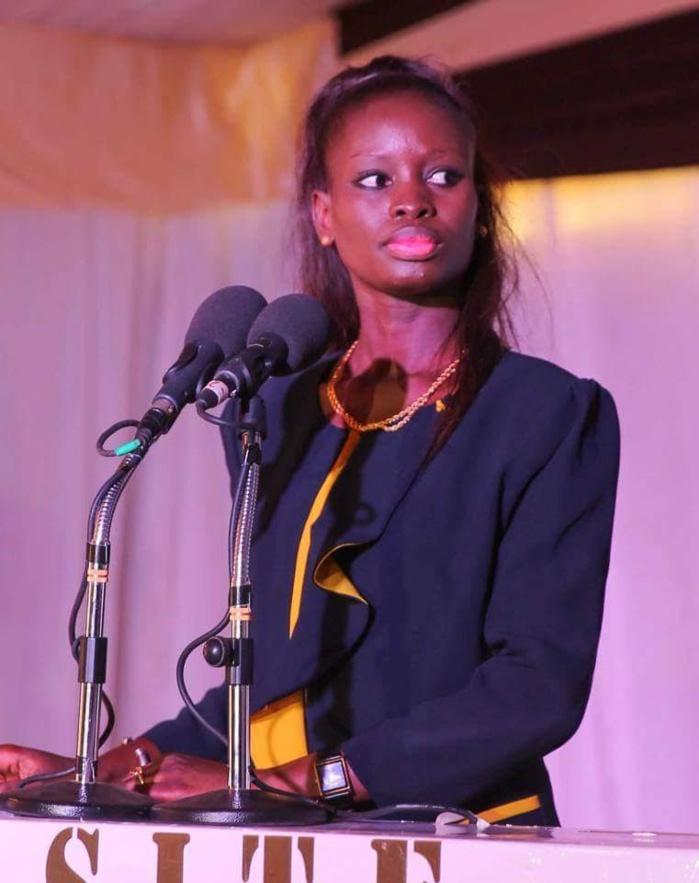 Thérèse Faye Diouf comme s'il n'en existait qu'elle - Par Hamidou Ndao