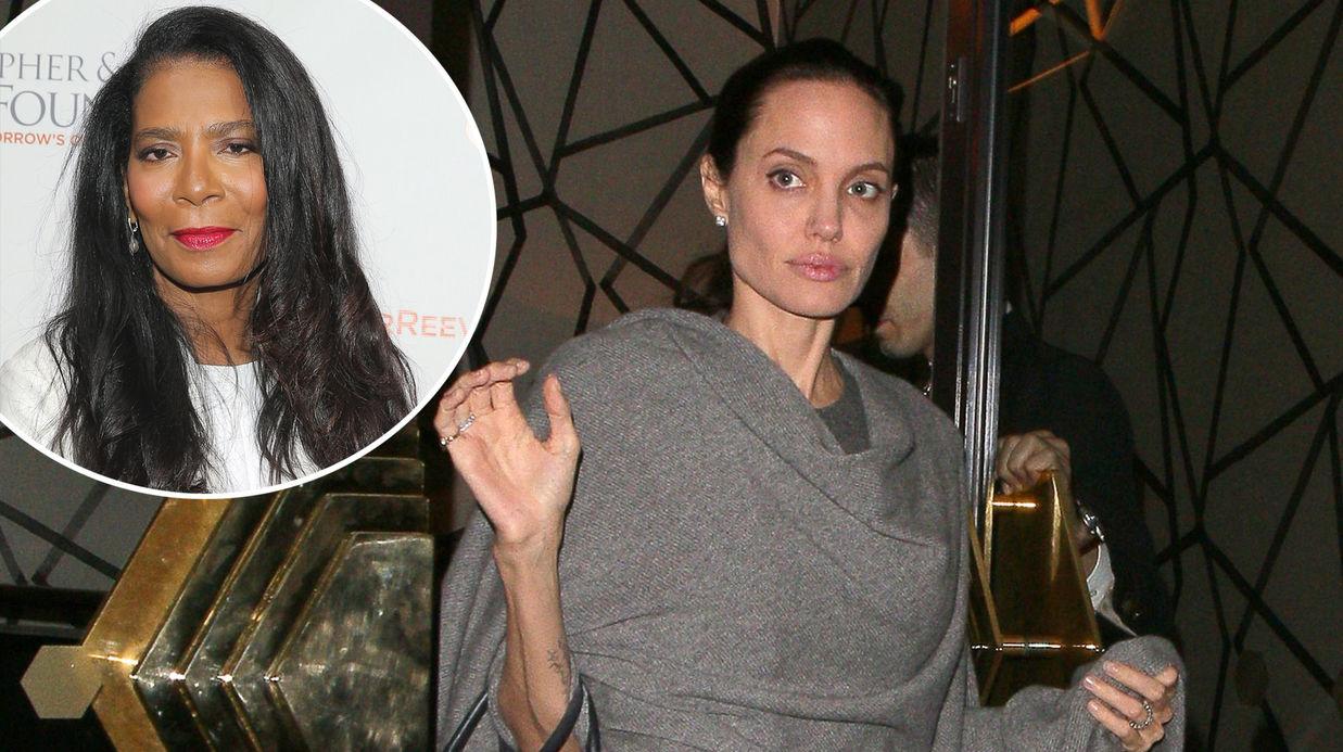Pour son divorce, Angelina Jolie a engagé la conseillère en image qui a inspiré l'héroïne de Scandal