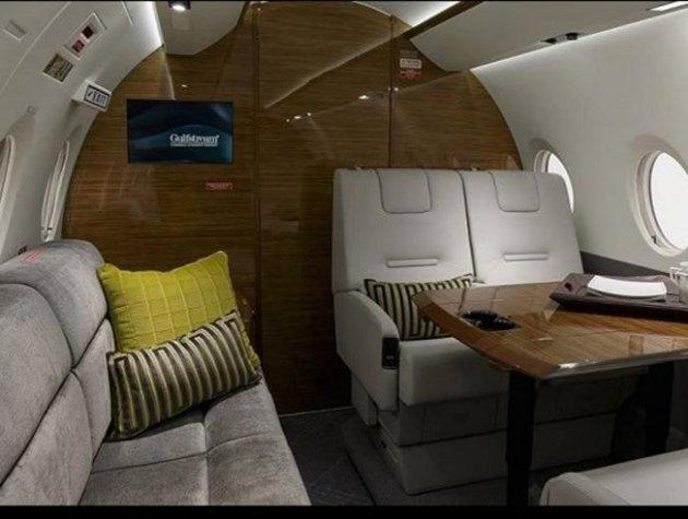 Photos - Voici le jet privé (19 M€) de Cristiano Ronaldo qui s'est crashé