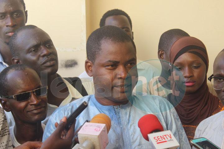Le Forum des Jeunes Socialistes proclame la destitution de Babacar Diop, le coordonnateur de la Jeunesse pour la Démocratie et le Socialisme (JDS),
